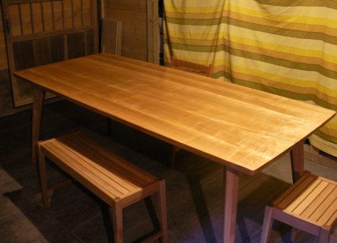 山櫻テーブル